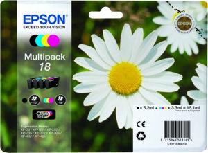 Epson T1806 18 color (sedmokráska) - inkoustová náplň