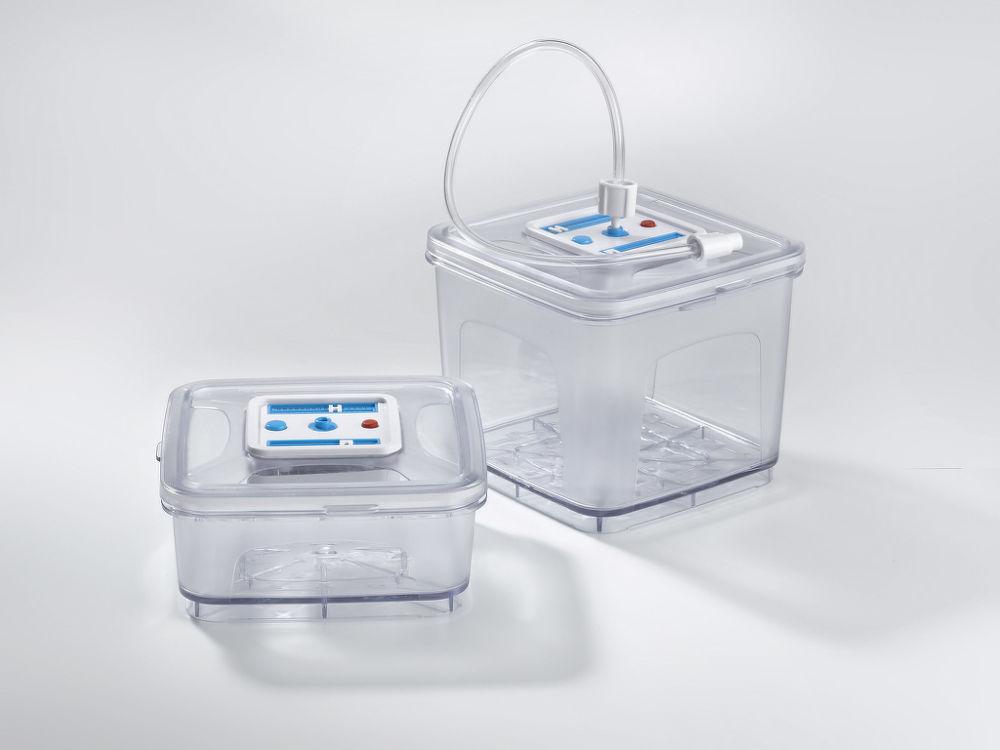 Concept VD-8200 - vakuové dozy na skladování potravin