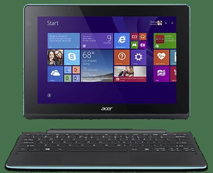 Acer Aspire Switch 10E + dárek eScan Internet Security Suite Antivirový software na 90 dní zdarma