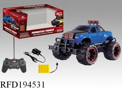 No Name P03466, RC Monster truck