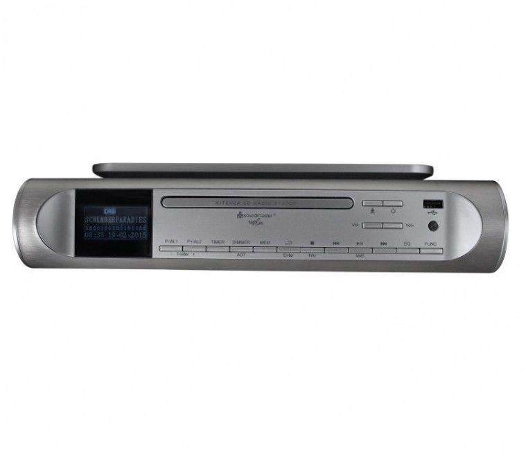 Soundmaster UR2170SI (stříbrné)