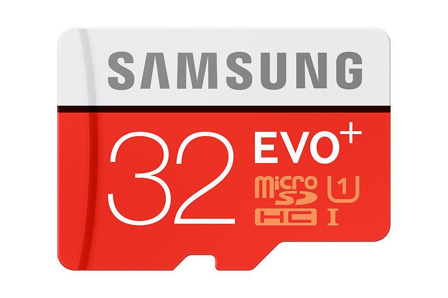 Samsung 32 GB EVO Plus, SDXC karta