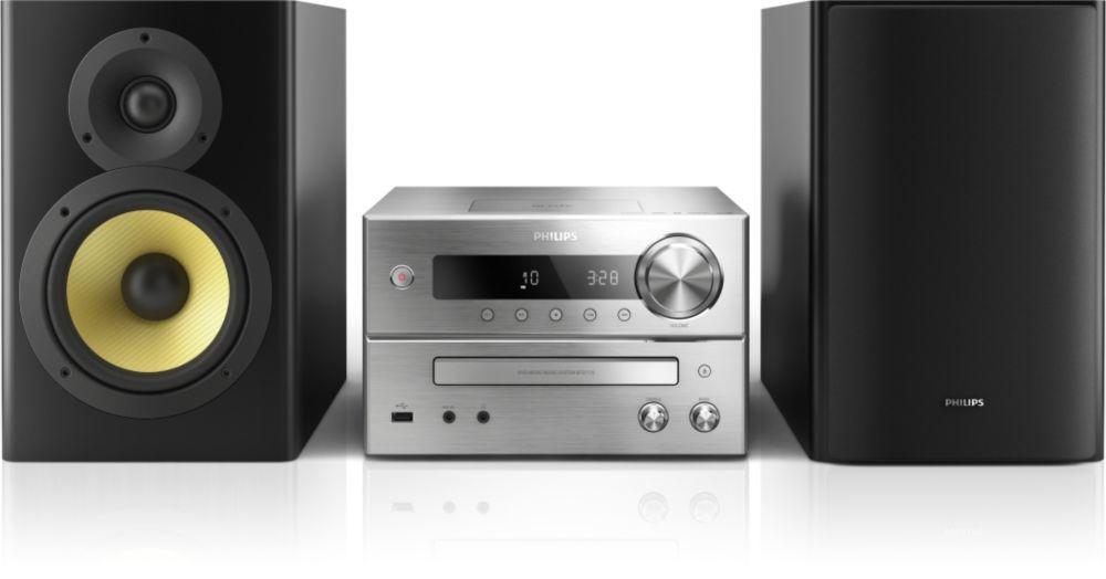 Philips BTD7170 (stříbrný)