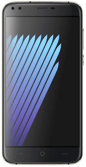 Doogee X30 Dual SIM černý