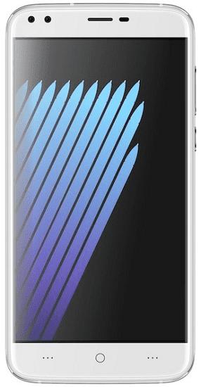 Doogee X30 Dual SIM stříbrný