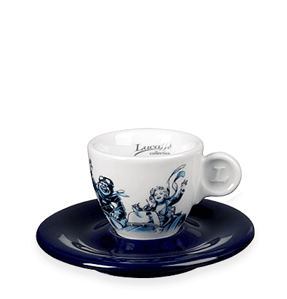 Lucaffé Blucaffé espresso šálky (6ks)