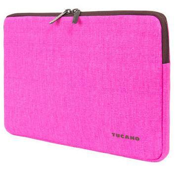 "Fluo Second Skin universal 9"" (růžový) - obal na tablet"