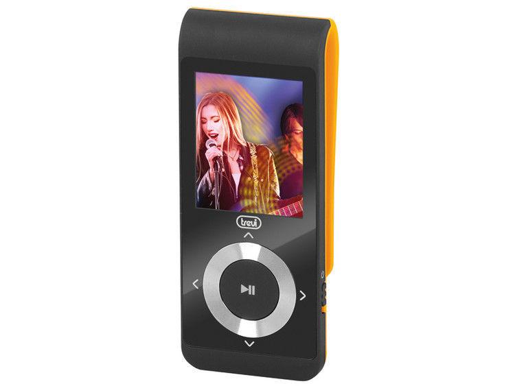 TREVI MPV 1728 4GB oranžový