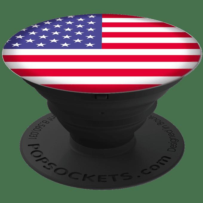 Hama PopSocket držák na mobil, American Flag