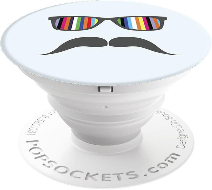 Hama PopSocket držák na mobil, Mustache