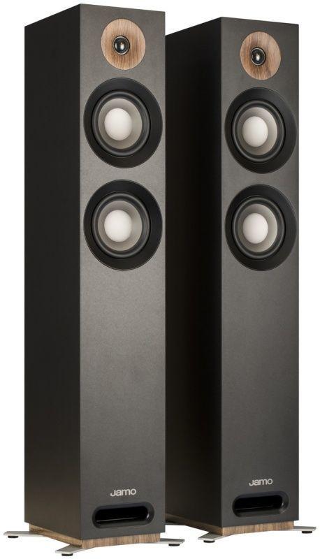 Jamo S 807 černé (1 pár)