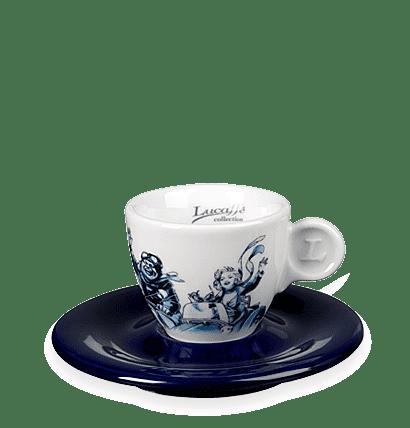 Lucaffé Blucaffé espresso šálky (2ks)