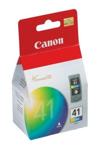 Canon CL-41 - Colour Ink Cartridge, BL SEC