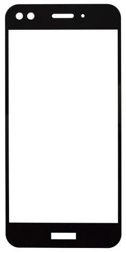 Q sklo tvrzené sklo pro Honor 9 Lite, černé