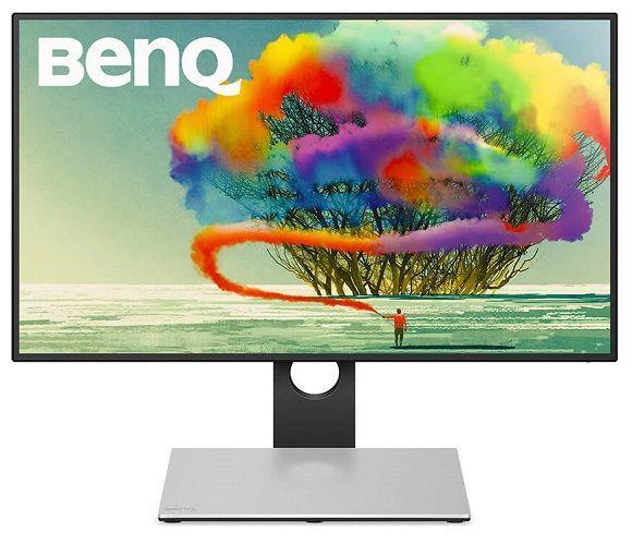 Benq PD2710QC stříbrný