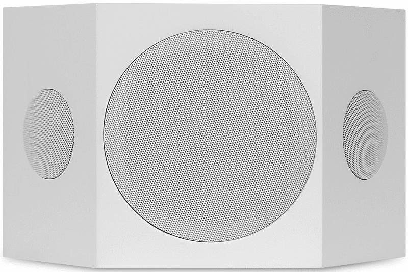 Saxx curvedSOUND CR 10 bílý (1 pár)