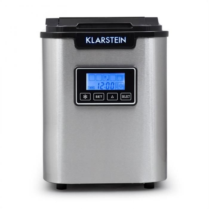 Klarstein Icemeister černý