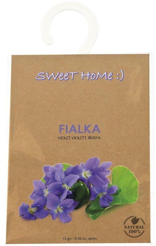 Sweet Home Fialka vonný sáček