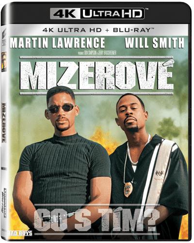 Mizerové - Blu-ray + 4K UHD film