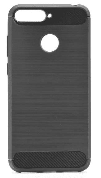 Winner Carbon pouzdro pro Huawei Y6 Prime 2018, černá
