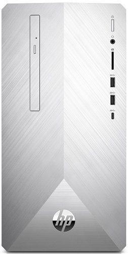 HP Pavilion 595-p0013nc 4MG59EA stříbrný