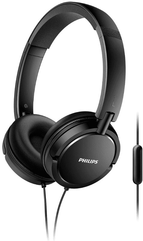 Philips Extra Bass SHL5005 černá