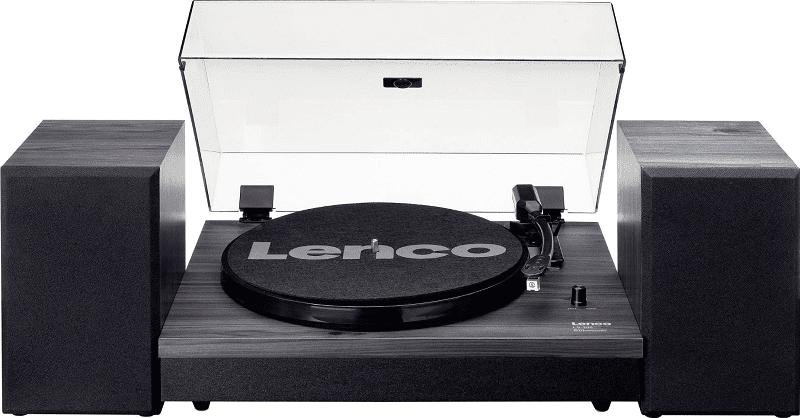 Lenco LS-300 černý