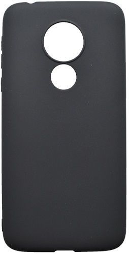Mobilnet gumové pouzdro pro Motorola Moto G7 Power, černá