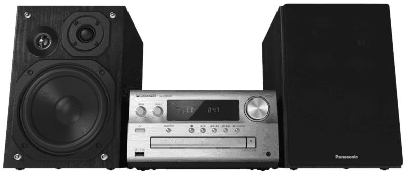 Panasonic SC-PMX90 stříbrný