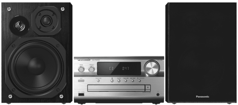 Panasonic SC-PMX92 stříbrný