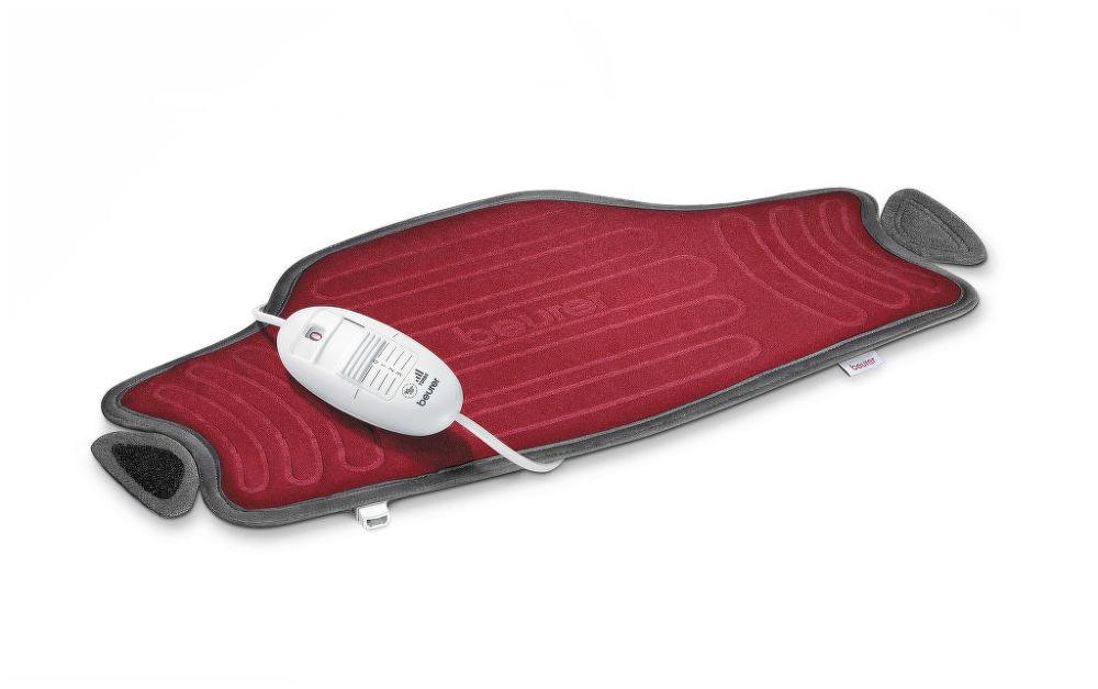 BEURER HK 55 Elektrická topná poduška, červená