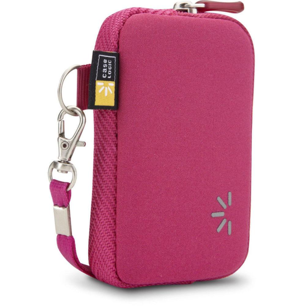 Case Logic UNZB202PI růžové - pouzdro na fotoaparát
