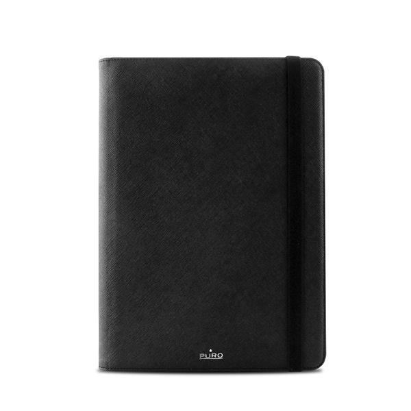 """Puro Booklet univerzální pouzdro pro tablet 8,9"""" (černé)"""
