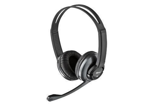 Trust Zaia (Headset HS-2800) 15482 - sluchátka s mikrofonem