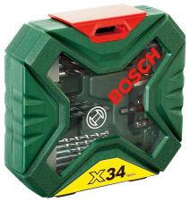 Bosch 34-dílná X-line - sada příslušenství