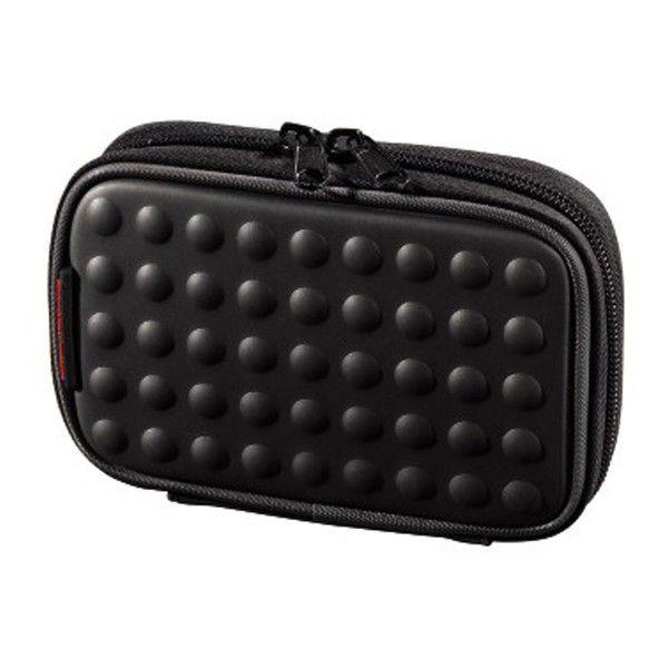 88466 GPS pouzdro Dots (černé)