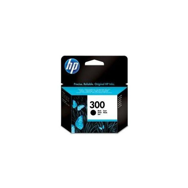 HP CC640EE No.300 black - atrament