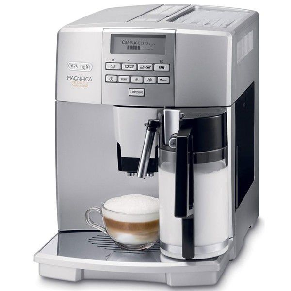 DELONGHI ESAM 04.350S (stříbrná) - Automatické espresso