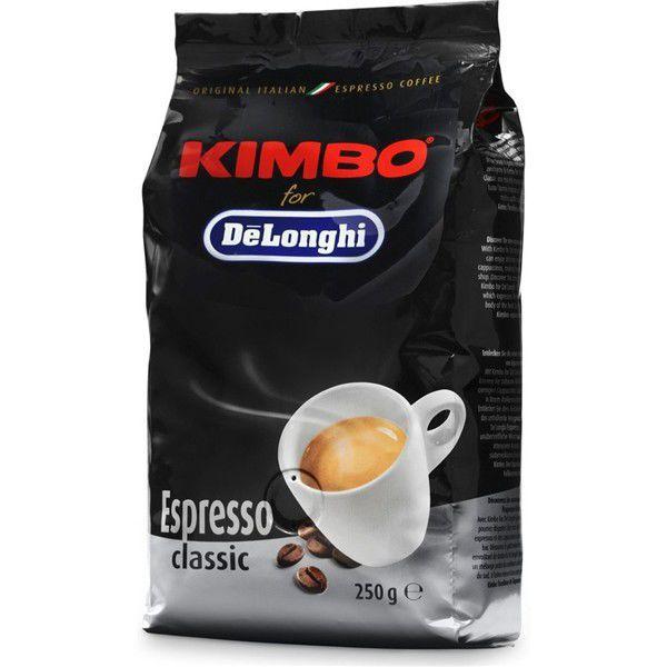 DELONGHI Kimbo Classic - zrnková káva 250g