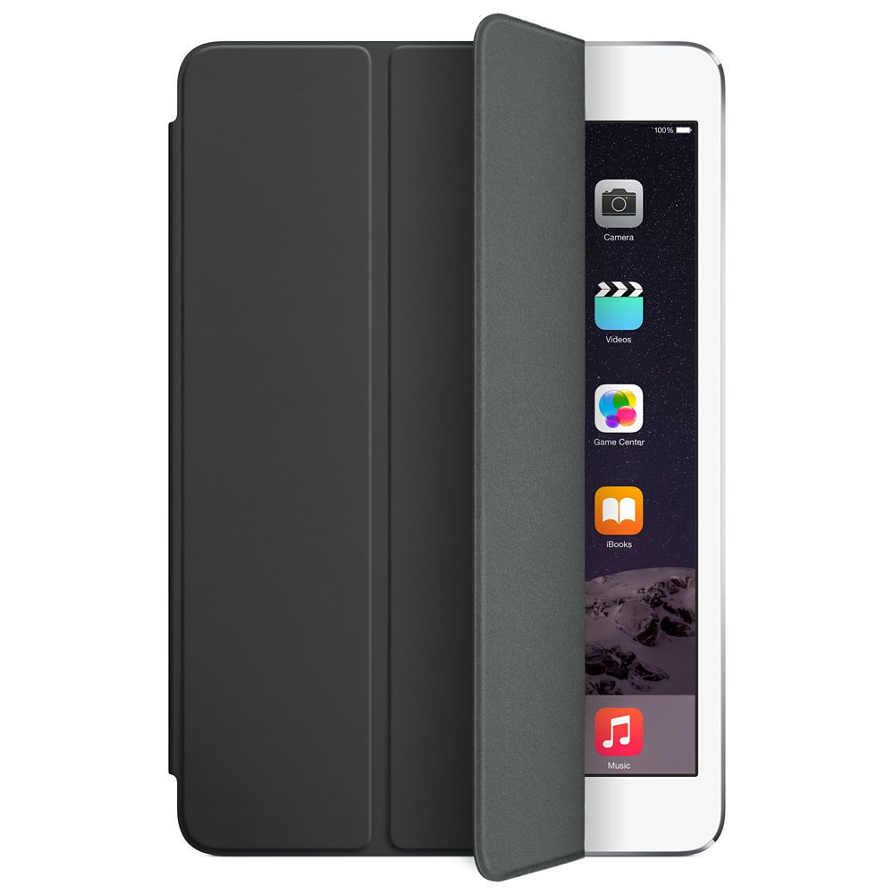 Apple iPad mini Smart Cover MGNC2ZM/A (černý)