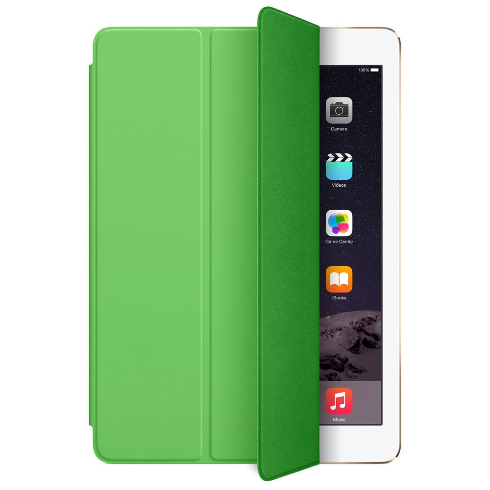 Apple iPad Air Smart Cover Green MGXL2ZM/A