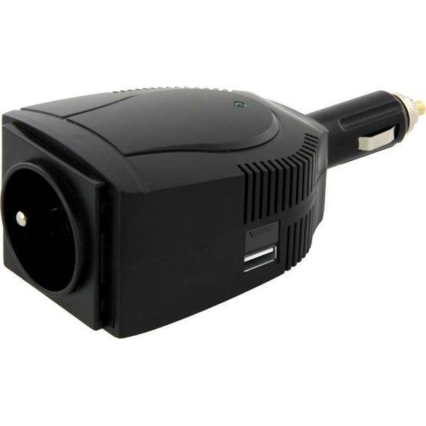 Emos 12V / 230V, 100W N0035 - měnič napětí