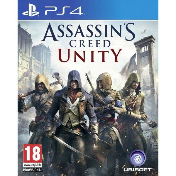 Assassin's Creed: Unity - hra pro PS4