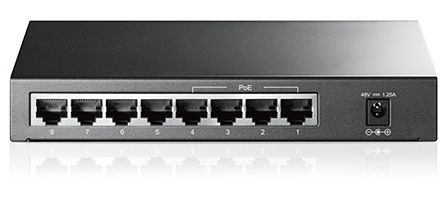 Switch - TP-LINK TL-SF1008P 8-port Switch
