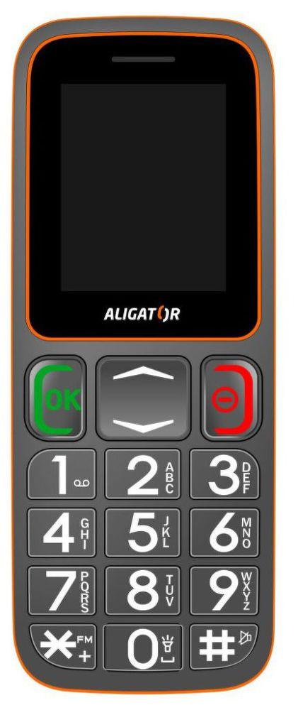 Aligator A320GB (šedý)
