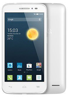 Alcatel OneTouch 5042D POP 2 4.5 (bílý)