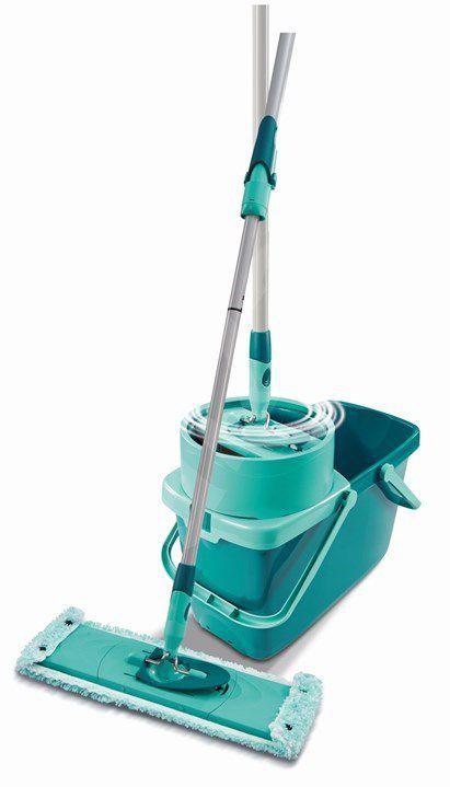 Leifheit 52024 CLEAN TWIST - mop na podlahy + náhrada
