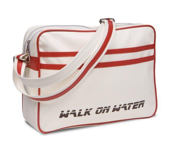 """Krusell Walk on Water taška na notebook 15"""" (bílo-červená)"""
