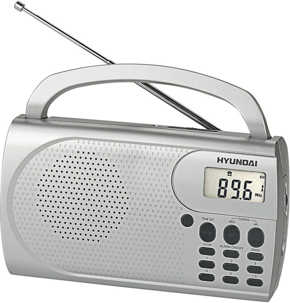 Hyundai PR300PLLS - rádio