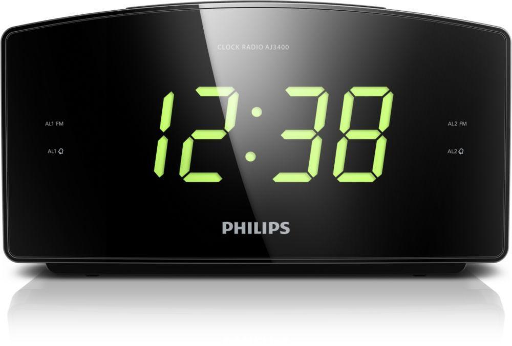 Philips AJ3400 (černý)